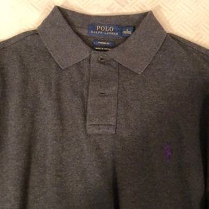 Men's Polo by Ralph Lauren Long Sleeve Shirt